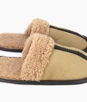 Papuci blana femei